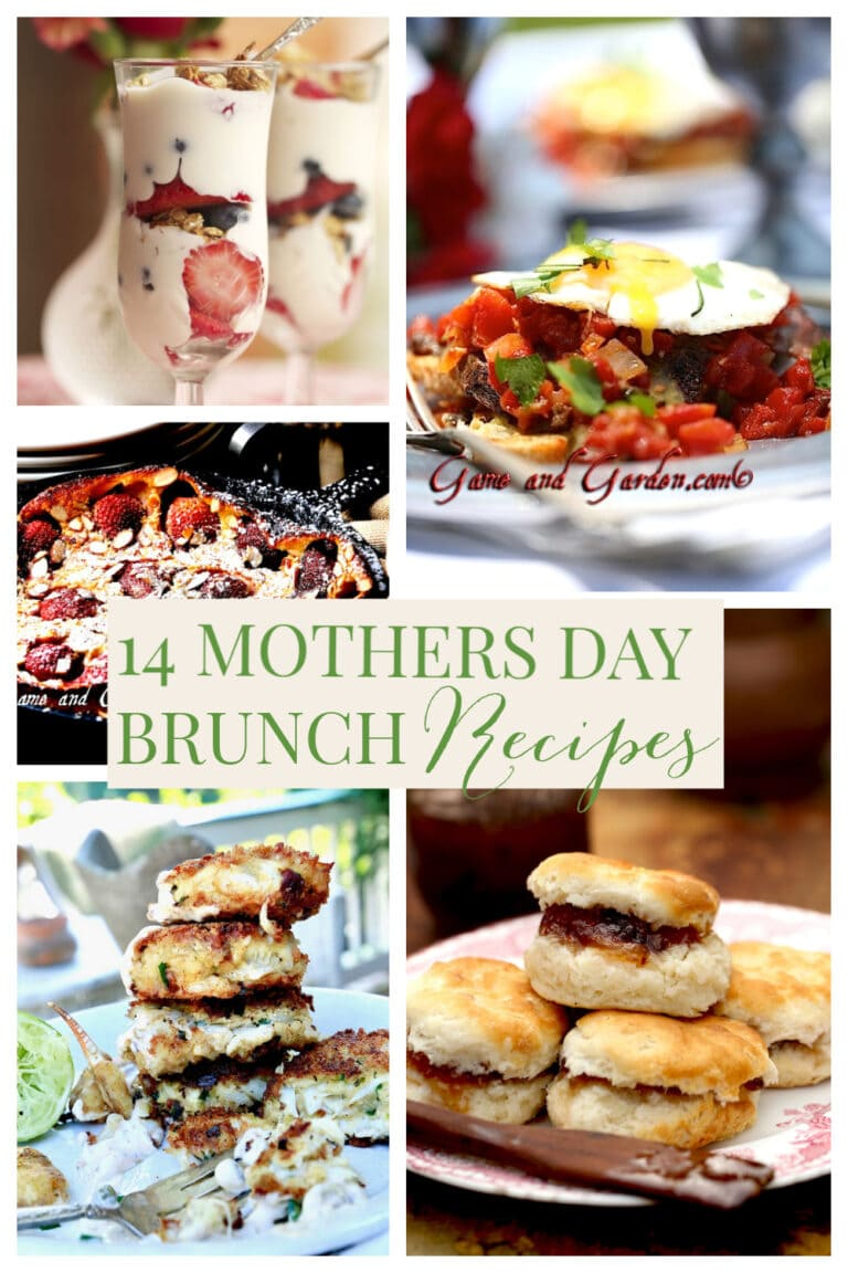 Mother's Day Brunch: 14 Recipes
