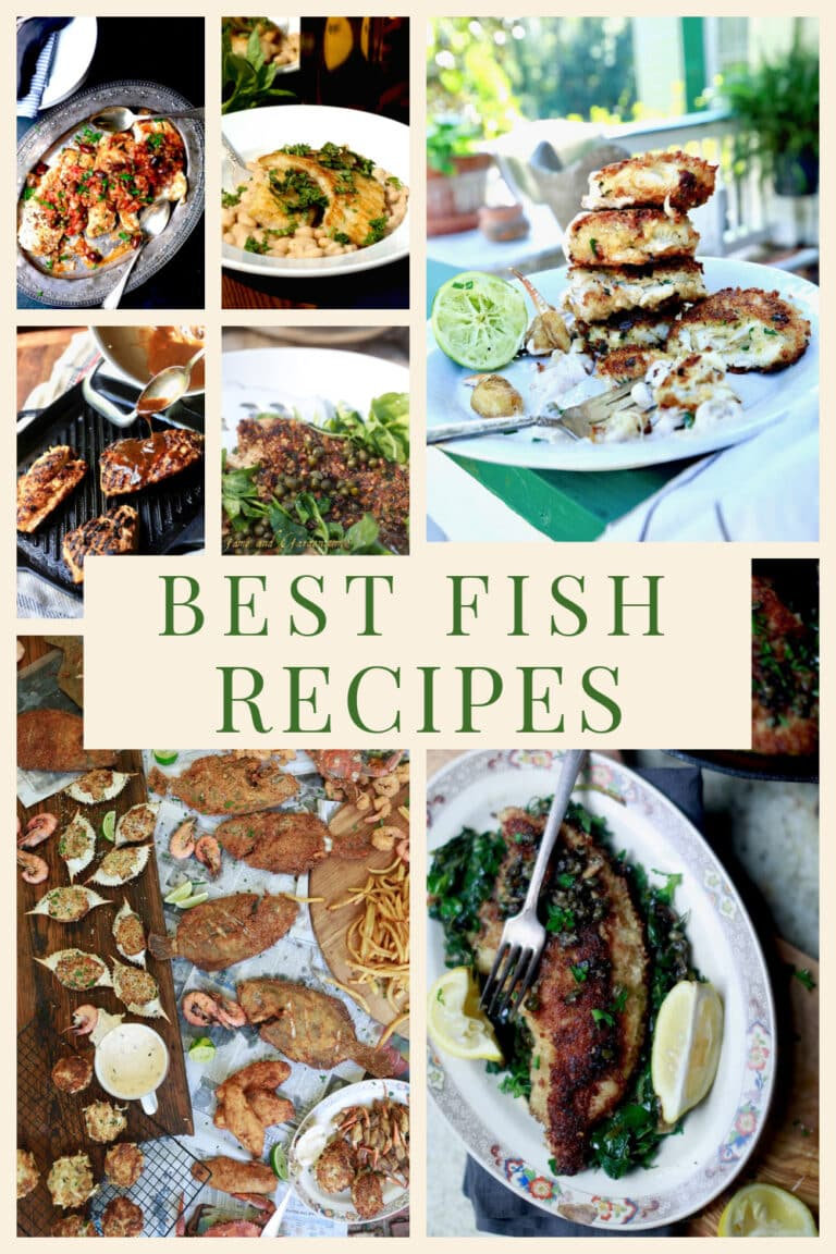 Stacy Lyn's Top 7 Fish Recipes