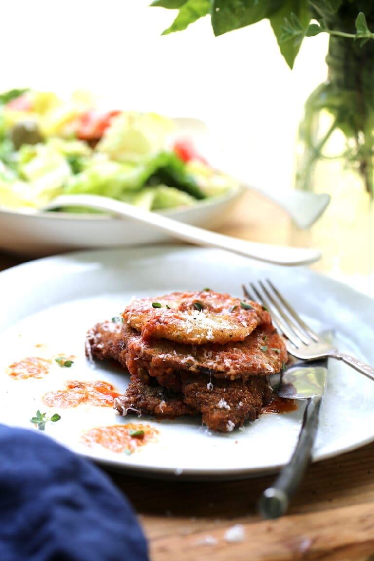 Venison Parmesan: Best Venison Comfort Food