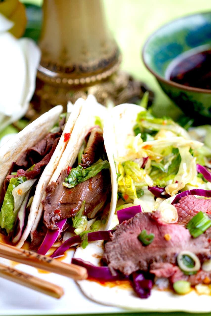 wild game recipes: venison tacos